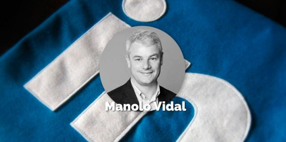 Master Class de LinkedIn, con Manolo Vidal.
