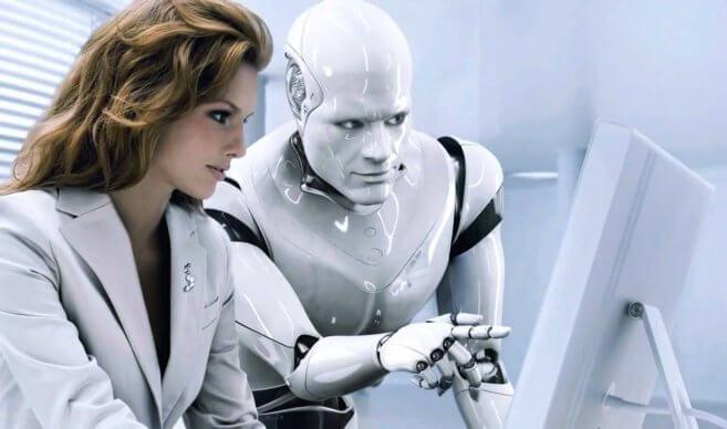 Robótica e I.A. en los nuevos puestos de trabajo.
