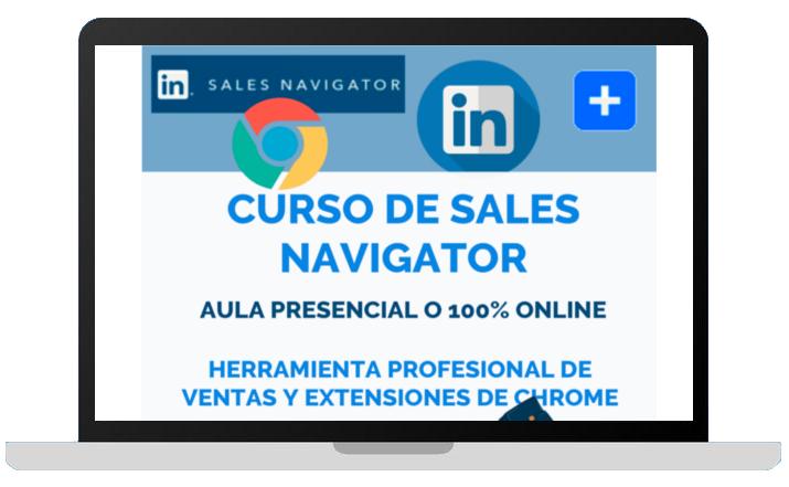 Curso de Sales Navigator para ventas lecciones
