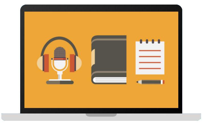 Curso de creación de tu podcast. Lecciones.