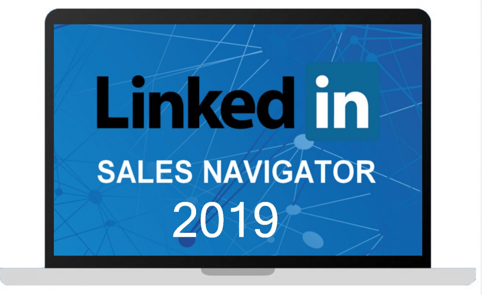 LinkedIn y Sales Navigator 2019.