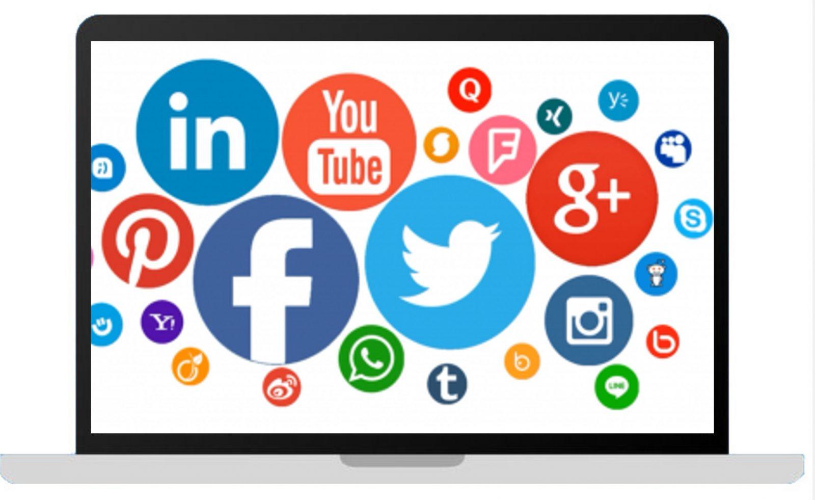 Curso de redes sociales.