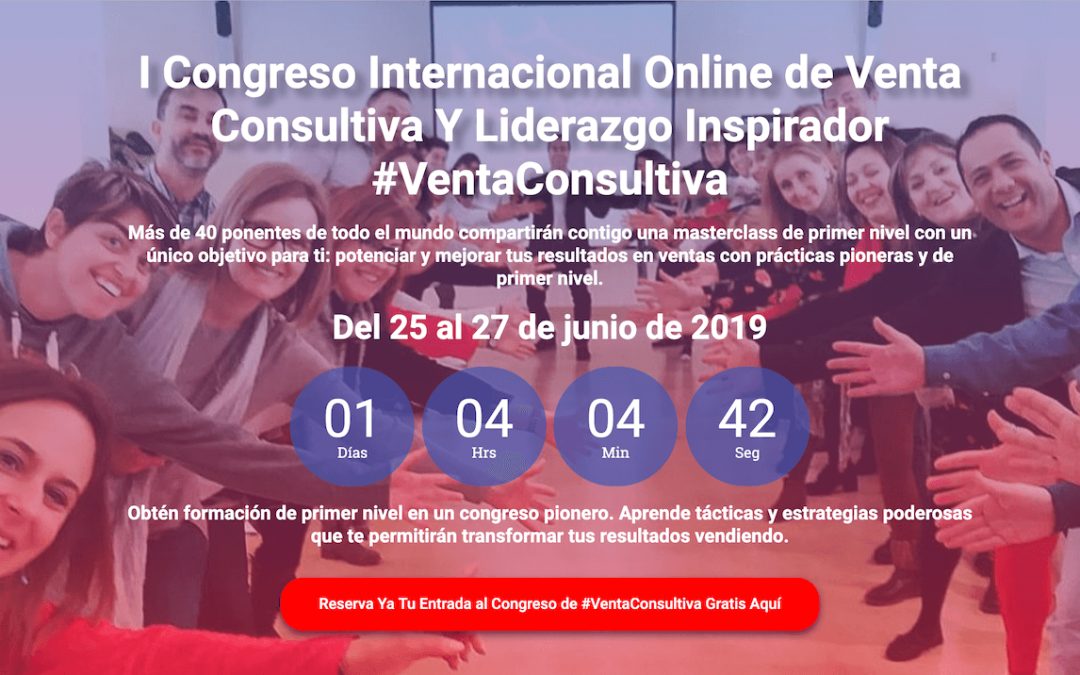 I Congreso Internacional de Venta Consultiva